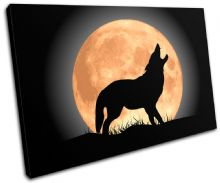 Wolf Moon Wild Animals - 13-0903(00B)-SG32-LO
